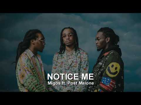 MIGOS NOTICE ME (OFFICIAL INSTRUMENTAL)