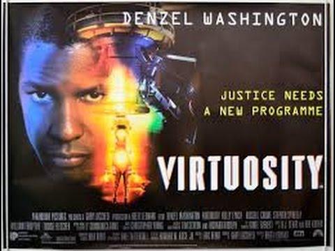 Virtuosity (1995) with Russell Crowe, Kelly Lynch, Denzel Washington Movie