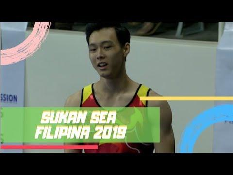 EMAS Tan Fu Jie | Kekuda Berpelana | Sukan SEA 2019 | Astro Arena