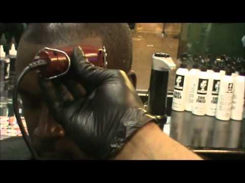 How To Use Black Shadow Chromatone Spray