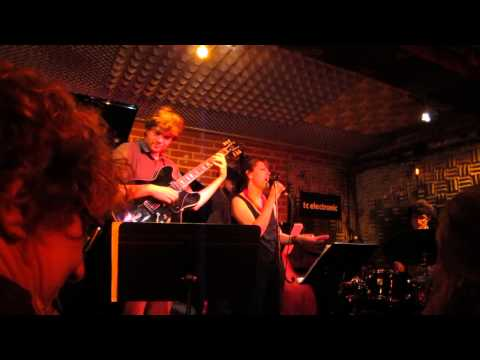 Sarah Amiot Jazz Quartet- Festival Jazz Vocal au Sunside -