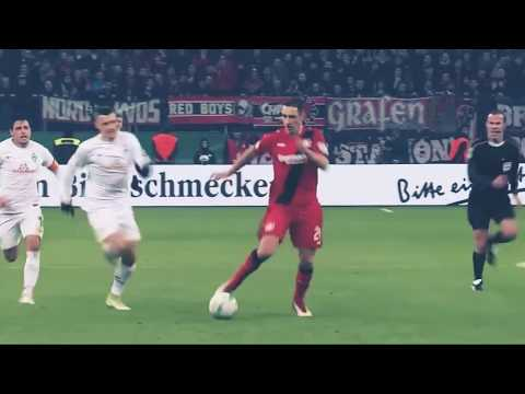 From GK to goal in 17 seconds and 8 passes | Bayer Leverkusen amazing goal with fast build-up play