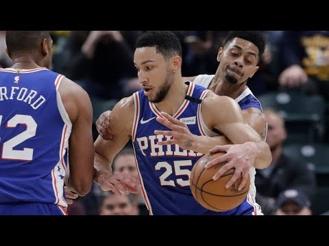 Ben Simmons tips in game-winner as 76ers take massive step ...