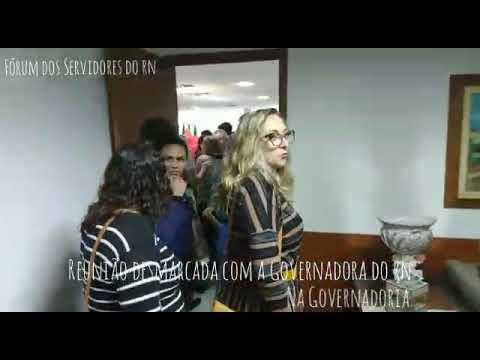 """Sindicalistas vão a reunião com Fátima, levam """"bolo"""" e encontram festa na Governadoria"""