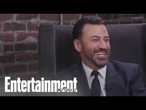 What Jimmy Kimmel Really Thinks Of Jimmy Fallon, Stephen Colbert & More | Entertainment Weekly