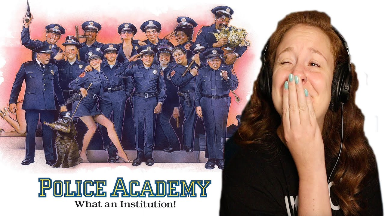 Police Academy * FIRST TIME WATCHING * reaction & commentary * Millennial Movie Monday