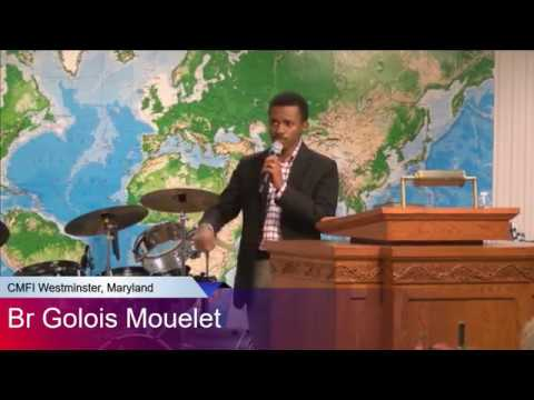 An Encounter With Jesus // Br. Golois Mouelet