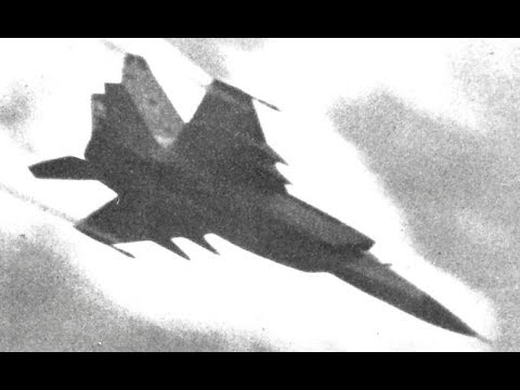 MiG 25 and SR 71  Flight speed record and top flight speed