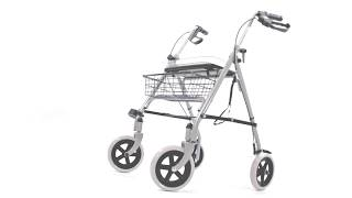 Produktvideo zu Rollator Drive Medical Road