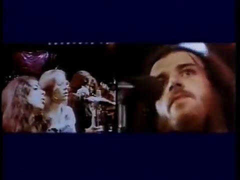 Joe Cocker & Leon Russell With A Little Help From My Friends--W/Lyrics