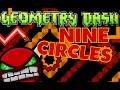 Nine Circles Geometry Dash Demon mp3