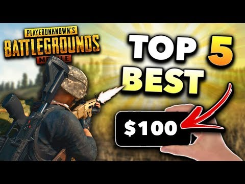 Top 5 BEST BUDGET Gaming Phones For PUBG Mobile 2019! (Cheap)