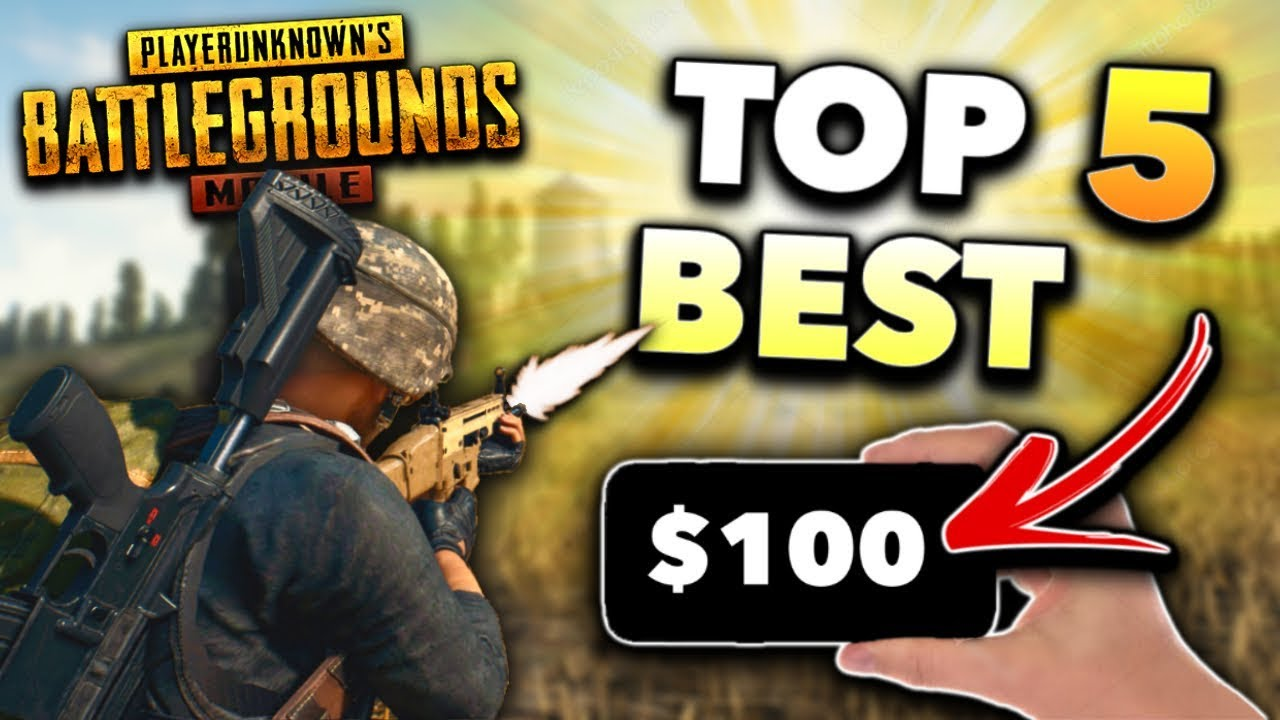 Top 5 Best Budget Gaming Phones For Pubg Mobile 2019   Cheap