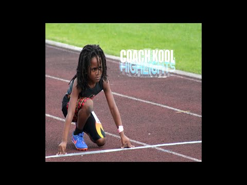 7-Year-Old Blaze Ingram Runs 13 76 second 100m Dash «TwistedSifter