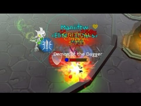 Arcane Legends Demon Of The Bow/ Dagger Fight (Awakening Event 2016)