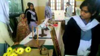 SCIENCE & CULTURAL EXHIBITION 2012 @ HYDERABAD SINDH.