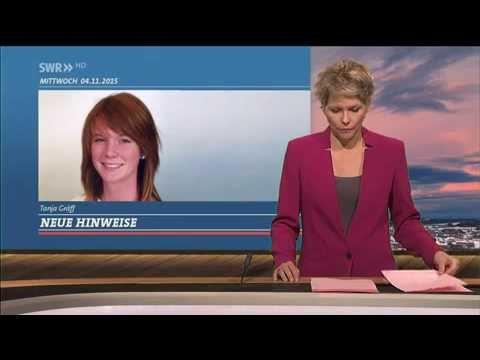 Landesschau Rheinland Pfalz am 4 November 2015 Der Fall Tanja Gräff ?!