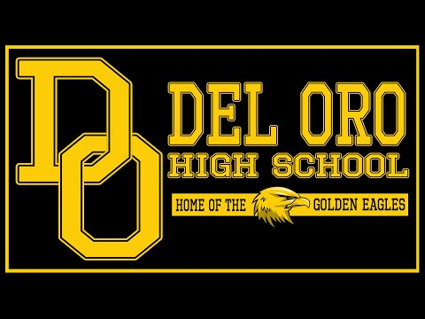 Del Oro High School Welcome Video