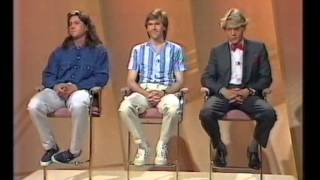 STEVE BAKER BLIND DATE 18 OCTOBER  25 OCTOBER 1986