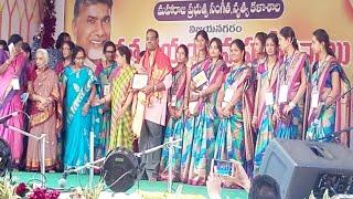 భావయామి రఘు రామం- నేను, మా వీణ ఫ్రెండ్స్/ veena stundents program at vizianagaram music college