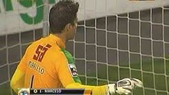 Marcelo Boeck - Goalkeeper - Best Moments 10/11