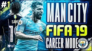 FIFA19 Manchester City Career Mode Ep1 - ALL OR NOTHING!! [ULTIMATE DIFFICULTY]