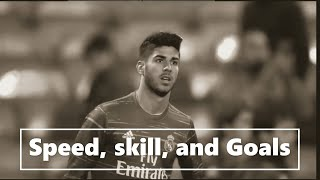 MARCO ASENSIO (Speed, Skill and Goals) IN 4 MINUTES - Real Madrid's Next Superstar