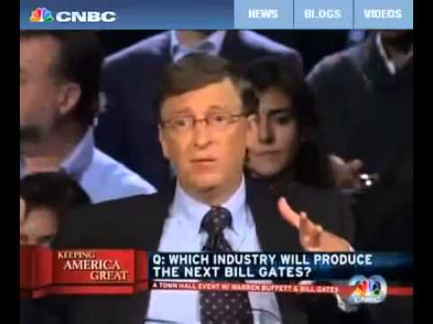 Bill Gates, Energy Industry Competes