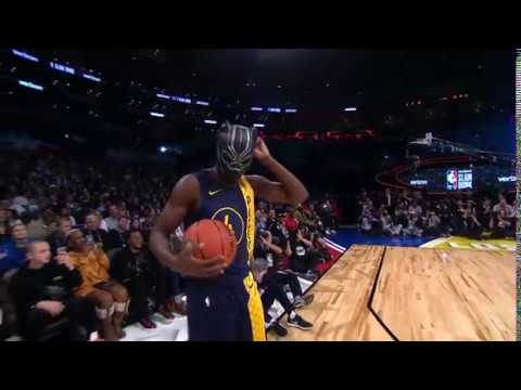 Victor Oladipo with the Black Panther Dunk!!! (VIDEO)