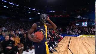 Victor Oladipo with the Black Panther Dunk!!! | 1st Round, 2nd Dunk Video