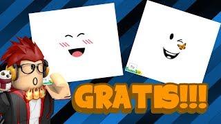 ROBLOX TUTORIAL | COMO TENER CARAS GRATIS EN ROBLOX!!