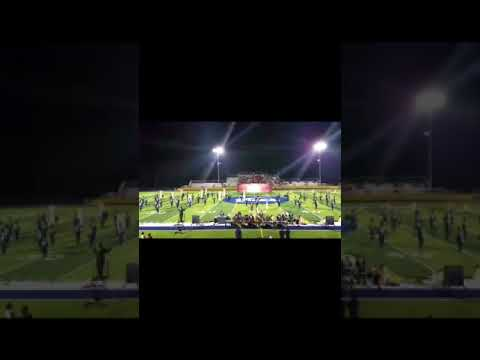 """Gautier High School Marching Band Show 2017 """"Icarus"""""""