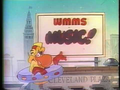 WMMS-The Buzzard in Space Ad