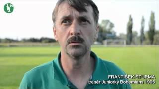20.08.2012 Juniorská liga: Bohemians 1905 - 1.FK Příbram 1:1 (1:1), pozápasové rozhovory