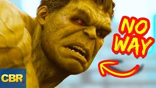 10 Secrets That Hulk Is Hiding About His Superpowers