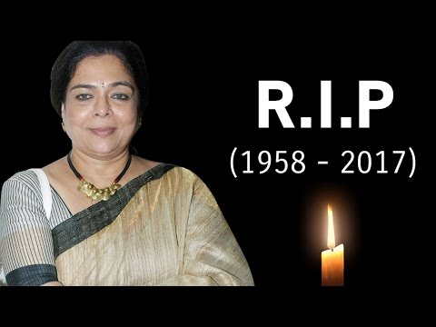 Reema Lagoo's DEATH leaves Bollywood in SHOCK