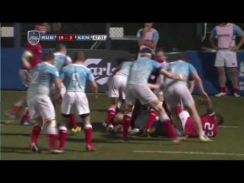 Hong Kong Cup of Nations 2017 Russia vs Kenya highlights