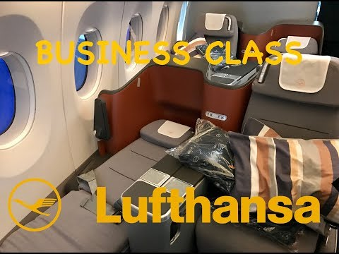 TRIP REPORT | LUFTHANSA - BUSINESS CLASS | NEW DELHI TO MUNICH | LOUNGE