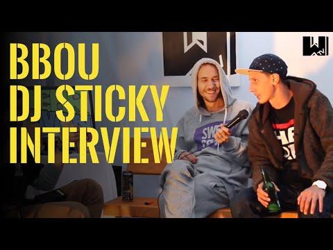Wombel TV - BBou & DJ Sticky (Interview)