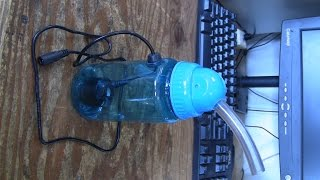 #384 DIY Colloidal Silver nebulizer for $13!