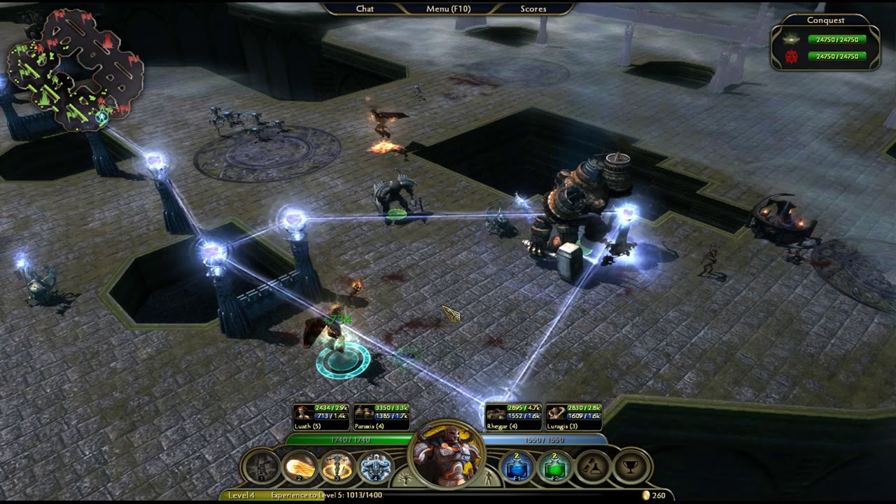 Demigod Moba: The Relentless Nature of a Moba