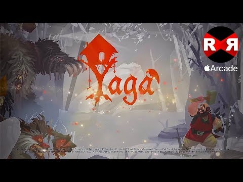 Yaga The Roleplaying Folktale (by Versus Evil) - IOS (Apple Arcade) Gameplay