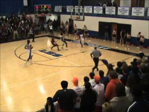 Darius Thompson Dunk at LaVergne High School