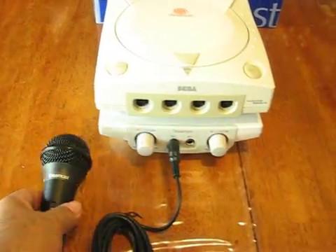 Sega Dreamcast Karaoke repaso