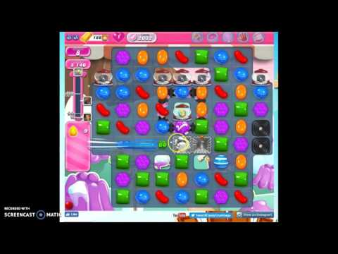 Candy Crush Level 2032 help w/audio tips, hints, tricks