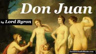 DON JUAN by Lord Byron - Canto 1 - FULL AudioBook | Greatest Audio Books | Poems, Poetry & Poets
