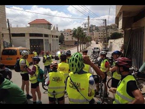 Bike Tour in Palestine - The Struggle