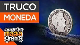 Como hacer desaparecer una moneda | Trucos con monedas | Aprender Magia Gratis