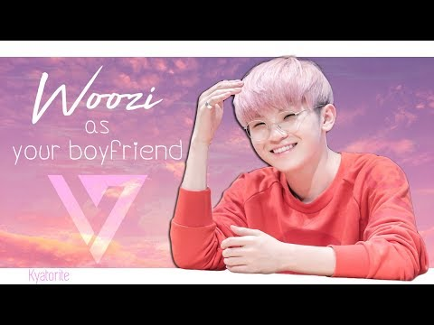 Seventeen Imagine | Woozi As Your Boyfriend