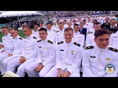2017 USMMA AAF Graduation Highlight Video